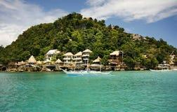 Island Boracay Stock Images
