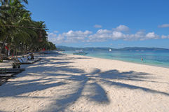 Island of Boracay Royalty Free Stock Photography