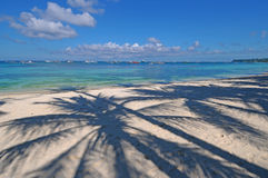 Island of Boracay Royalty Free Stock Photography