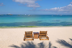 Island of Boracay Stock Photography