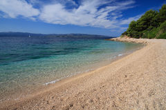Island of Brac Royalty Free Stock Photography