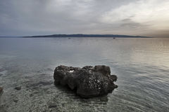 Island of Brac Croatia Stock Photos