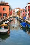 Island Burano Stock Photos