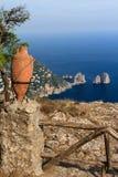 Island of Capri Stock Photo