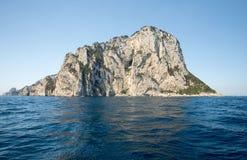 The Island of Capri Stock Photos