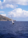 The Island of Capri Stock Images