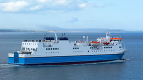 Island Car Ferry Stock Image
