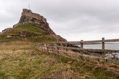 Island Castle Stock Photography