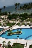 The Island of Cayo Levantado Royalty Free Stock Photo