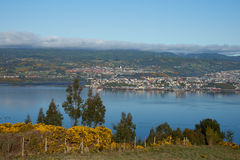 Island of Chiloe Stock Photo