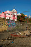Island of Chiloe Royalty Free Stock Photography