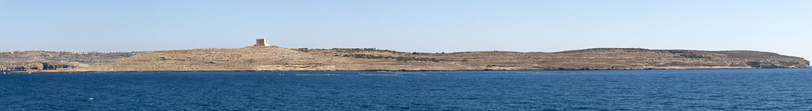 Island of Comino Stock Images