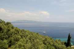 Island Corfu Stock Photos