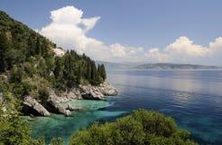 Island Corfu Royalty Free Stock Image