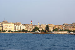 Island Corfu, Ionian sea, Greece Royalty Free Stock Image
