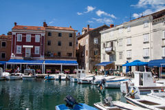 Island Cres in Croatia Royalty Free Stock Photos