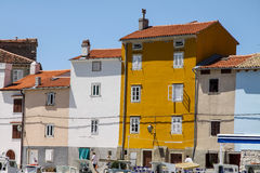 Island Cres in Croatia Royalty Free Stock Photography