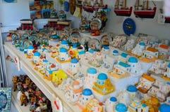 Island Crete Greece souvenir Stock Image