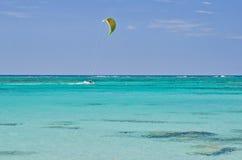 Island Crete, sea  turquoise, beach Stock Photos
