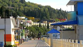 Island of Crimea (Seafront) Stock Photography