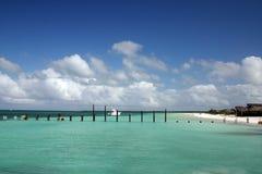 Island of Cuba Stock Image