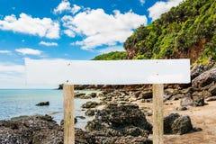 Island on daylight Stock Photography