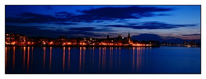 The island of Dordrecht royalty free stock image