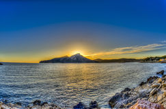 Island of Dragonera Royalty Free Stock Images
