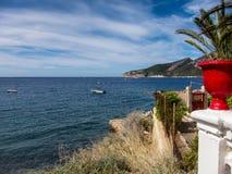 Island Dragonera Spain Royalty Free Stock Images