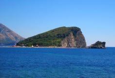 The island of dreams Stock Photo
