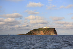 Island at East Bosfor strait Stock Photo