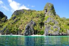 Island. El Nido, Philippines Stock Photography