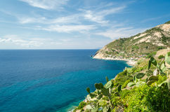 Island of Elba, landscape Royalty Free Stock Photos