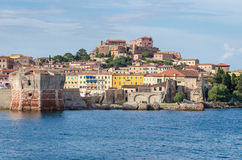Island of Elba, Portoferraio Royalty Free Stock Image