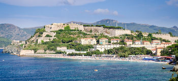 Island of Elba, Portoferraio Royalty Free Stock Photography