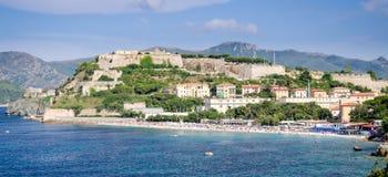 Island of Elba, Portoferraio Royalty Free Stock Photography