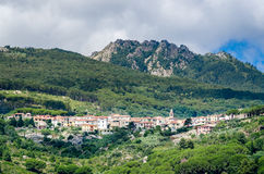 Island of Elba, San Piero Royalty Free Stock Image