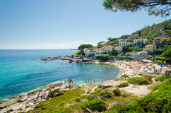 Island of Elba, Seccheto Royalty Free Stock Image