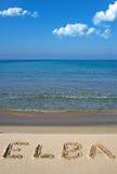 Island of Elba, Tuscany Royalty Free Stock Photo