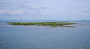 Island at Estonia. Stock Images