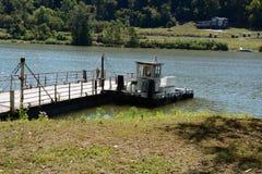 Island ferry Stock Photo