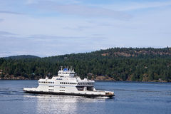 Island ferry Royalty Free Stock Photo