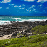 island Gabriel.Mauritius.Landscape Royalty Free Stock Image