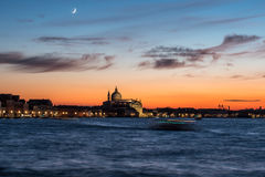 The island of giudecca venice veneto itala europe Stock Images