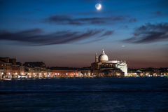The island of giudecca venice veneto italy europe Royalty Free Stock Images