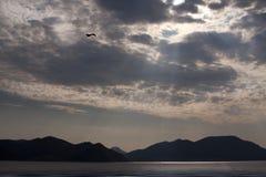 Island Gokceada-Aegean sea. Stock Image