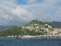 Island of Grenada Stock Photography
