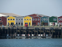 The island of helgoland stock photography
