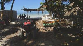 Island holbox royalty free stock photos
