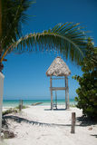 Island Holbox royalty free stock photography
